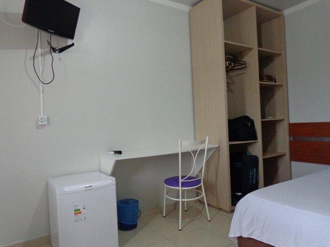 Aluguel kitnet e Quarto em Campo Grande - QUARTO LOCAÇÃO MENSAL! | EasyQuarto - Image 2