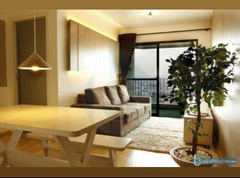 EasyQuarto BR - Aqui a casa é SUA - Alto padrao - Zona oeste, Lapa - R$ 1.550 Por mês