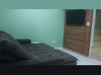 EasyQuarto BR - EXCELENTE QUARTO MOBILIADO REGIÃO DA PAMPULHA (, Belo Horizonte - R$ 600 Por mês