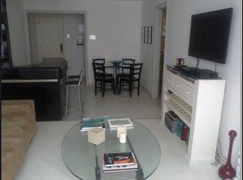 EasyQuarto BR - Great place, Fantastic location - Leme, Rio !!!, Leme - R$ 1.500 Por mês