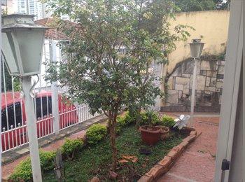 EasyQuarto BR - Quarto em casa estilo Hostel ao lado do terminal Santo Amaro, Santo Amaro - R$ 850 Por mês