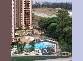 EasyQuarto BR - Aluguel de Apartamento completo! ZO - Ponte do piqueri, Lapa - R$ 1.600 Por mês