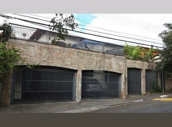 EasyQuarto BR - ALUGO DORMITORIO MOBLIADO NO MORUMBI, Morumbi - R$ 700 Por mês