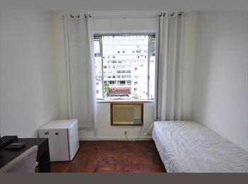 EasyQuarto BR - Quarto confortável próximo ao metro e praia em Ipanema, Ipanema - R$ 1.700 Por mês