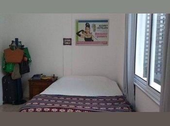 EasyQuarto BR - Apartamento Silencioso, bem localizado e organizado , Flamengo - R$ 1.500 Por mês