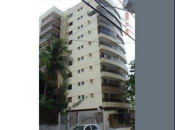 EasyQuarto BR - Quarto mobiliado Jardim Camburi, Vitória - R$ 900 Por mês