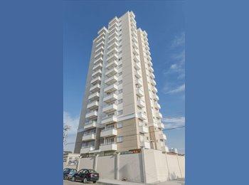 EasyQuarto BR - Quarto em apartamento novo, Americana - R$ 900 Por mês