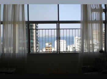 EasyQuarto BR - Quarto de casal com vista para o mar de Ipanema, Ipanema - R$ 1.500 Por mês