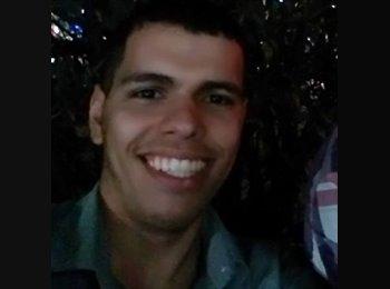EasyQuarto BR - Ricardo - 22 - Ribeirão Preto
