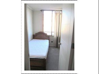 CompartoDepto CL - Se arrienda habitación c/baño independiente., Santiago - CH$ 200.000 por mes