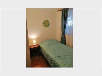 CompartoDepto CL - PIEZAS AMOBLADAS -PRIVATE ROOMS. MACUL/Sn.JOAQUIN, San Joaquín - CH$ 180.000 por mes