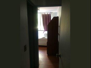 CompartoDepto CL - habitacion con baño privado ideal estudiante universidades sector oriente, Lo Barnechea - CH$ 280.000 por mes