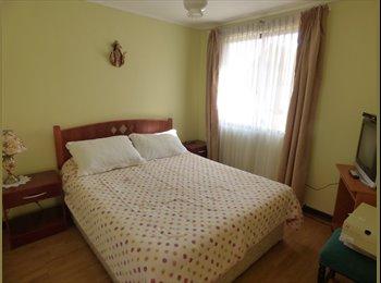 CompartoDepto CL - Excelente y amplia habitacion, La Serena - CH$ 160.000 por mes