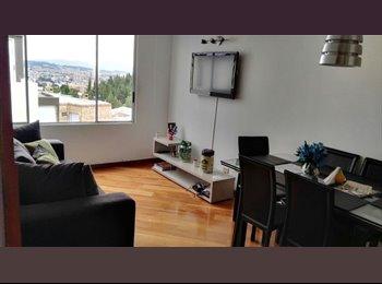 CompartoApto CO - Alquilo 1 habitacion para compartir apartamento, Bogotá - COP$550.000 por mes