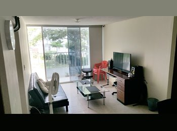 CompartoApto CO - Habitaciones amuebladas, Cartagena - COP$600.000 por mes