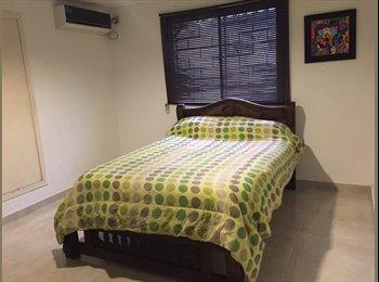 CompartoApto CO -   HABITACION CON AIRE  NORTE DE BARRANQUILLA , Barranquilla - COP$700.000 por mes