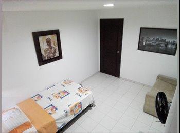 CompartoApto CO - Habitacion disponible en Ubicacion inigualable, Barranquilla - COP$600.000 por mes
