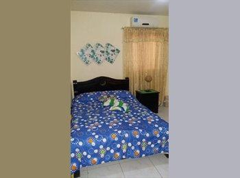 CompartoApto CO - Arriendo Habitacion Amoblada Los alpes Sector Bomba del Amparo, Cartagena - COP$560.000 por mes