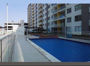 CompartoApto CO - Arriendo habitación amueblada por días , Cartagena - COP$50.000 por mes
