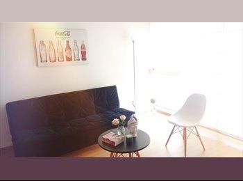 CompartoApto CO - Linda y Comoda habitación amoblada en Cedritos , La Calera - COP$600.000 por mes