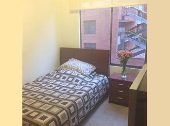 CompartoApto CO - Hermosa habitacion familiar en lagos de cordoba - Bulevar, Bogotá - COP$650.000 por mes