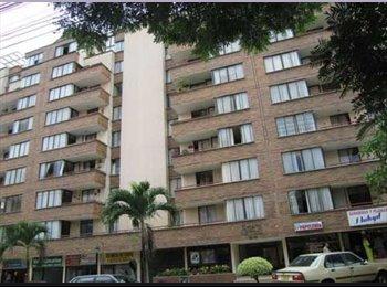 CompartoApto CO - Habitación disponible!, Bucaramanga - COP$350.000 por mes