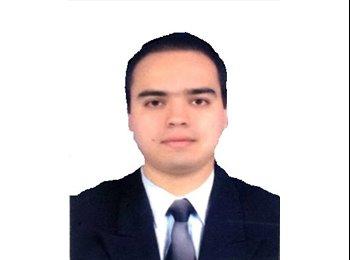 CompartoApto CO - Andrés Ocampo Duque - 33 - Cartagena