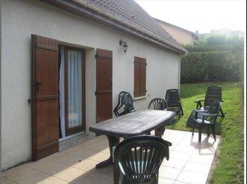 Appartager FR - LOCATION CHAMBRES DANS MAISON AVEC JARDIN, Laxou - 320 € /Mois