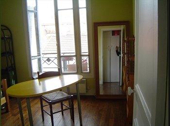 Appartager FR - chambre meublée de 16m2 (Fluent english spoken), Arcueil - 450 € /Mois