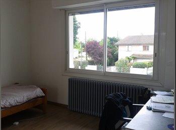 Appartager FR - BORDEAUX- PESSAC arrêt TRAM Doyen Brus dans Maison état NEUF, Pessac - 405 € /Mois