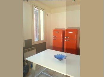 Appartager FR - COLOCATION DANS MAISON INDEPENDANTE, Villefranche-sur-Mer - 305 € /Mois