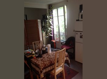 Appartager FR - Derniere Minute / Chambre/ Room May1st!!!, Clichy - 700 € /Mois