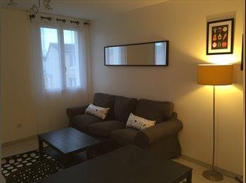 Appartager FR - Appartement meublée neuf proche quartier la Defense, Houilles - 400 € /Mois