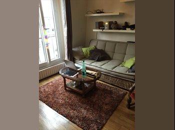 Appartager FR - Appart sympa et fonctionnel, 18ème Arrondissement - 500 € /Mois
