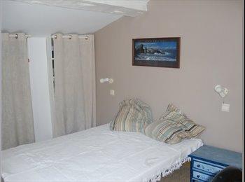 Appartager FR - Chambre à louer dans une villa à proche Perpignan , Corneilla-del-Vercol - 300 € /Mois