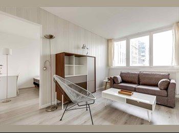 Appartager FR - 3 bedrooms available avenue de Choisy, 13ème Arrondissement - 590 € /Mois