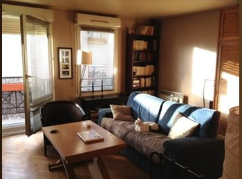 Appartager FR - Chambre à louer , Clichy - 550 € /Mois