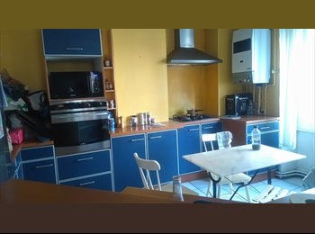 Appartager FR - Charmante petite chambre a villeurbanne (T4 meuble), Villeurbanne - 426 € /Mois