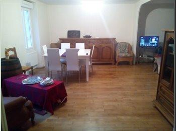 Appartager FR - Coloc dans une maison, campagne proche Dijon, Fauverney - 400 € /Mois