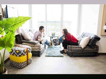 Appartager FR - Colocation 5 personnes avec terrasse, Beaucouzé - 419 € /Mois