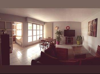 Appartager FR - Sous location belle beille Angers 89 m², Beaucouzé - 365 € /Mois