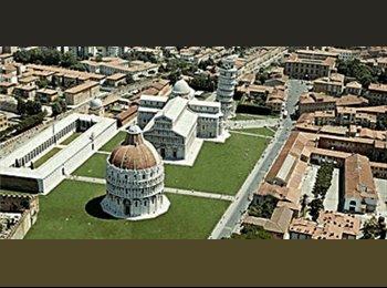 EasyStanza IT - AFFITTASI camera DOPPIA a Porta a Lucca, Pisa - € 400 al mese