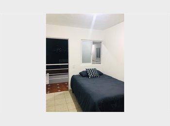 CompartoDepa MX - Alquiler de Habitaciones Queretaro / Bedroom for Rent Queretaro, Querétaro - MX$3,000 por mes
