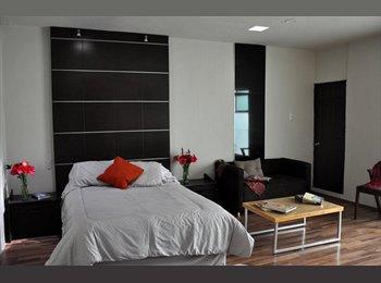 CompartoDepa MX - Ahora  reforma 110 cuartos con baño propio, Querétaro - MX$4,500 por mes