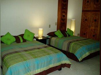 CompartoDepa MX - Se rentan preciosas habitaciones, Cuernavaca - MX$3,500 por mes