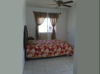 CompartoDepa MX - Se renta cuarto en departamento San Nicolas, Las Puentes., San Nicolás de los Garza - MX$2,000 por mes