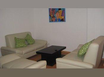 CompartoDepa MX - Habitación en amplio departamento, Cuauhtémoc - MX$6,700 por mes
