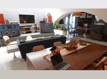 CompartoDepa MX - Amazing apartment in downtown (centro H., Querétaro - MX$4,000 por mes