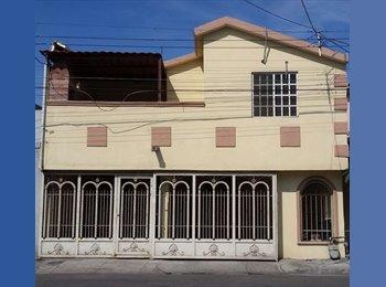 CompartoDepa MX - Cuartos Ejecutivos  UANL - Metro Sendero o Tapia, San Nicolás de los Garza - MX$3,500 por mes
