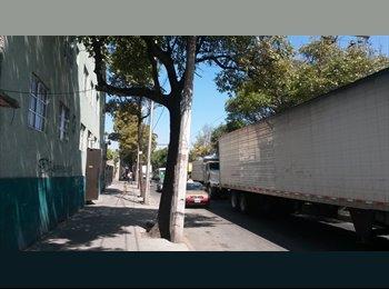 CompartoDepa MX - Comparto departamento, yo solo lo habito 1día de la semana; preferentemente con mujer tranquila., Azcapotzalco - MX$2,850 por mes